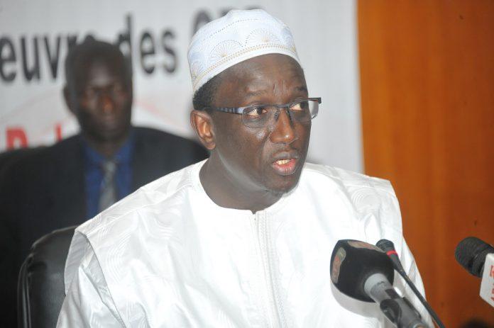 LÉGISLATIVES : Amadou Ba chez les religieux des Parcelles Assainies