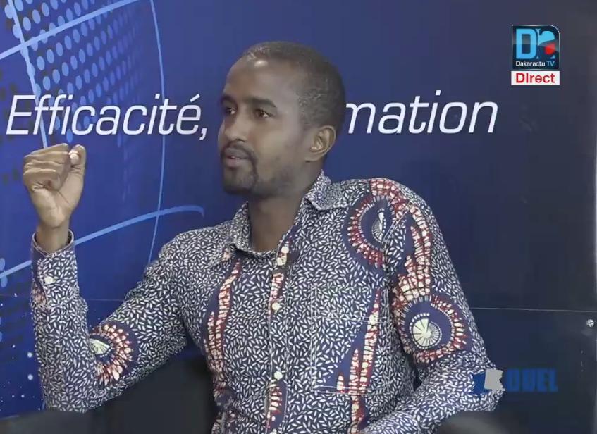 """Boubacar Bertrand Baldé (Mankoo Taxawu Sénégal) : """" La 12ème législature a coûté 25 milliards au contribuable sénégalais """""""