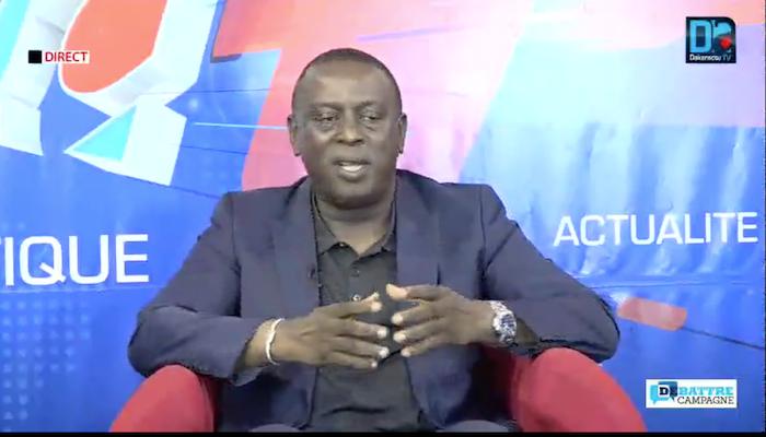 """Cheikh Tidiane Gadio : """"Je n'ai toujours pas reçu ma carte d'identité biométrique"""""""