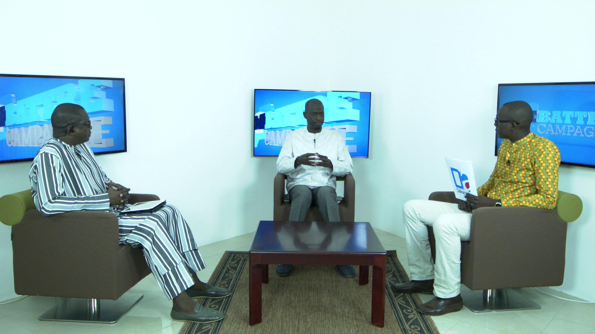"""Mamadou Sy Tounkara : """"Tous les députés de la 12ème législature devraient se retirer au nom d'une éthique"""""""