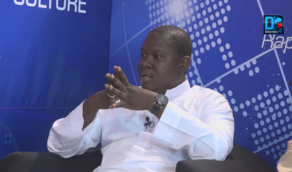 """Aliou Ba (Kadu Askan Wi) : """"Avec le camarade Abdoulaye Baldé, nous sommes engagés pour changer le Sénégal. C'est la troisième voie"""""""