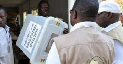 ELECTIONS LÉGISLATIVES DU 30 JUILLET PROCHAIN : Tout est fin prêt