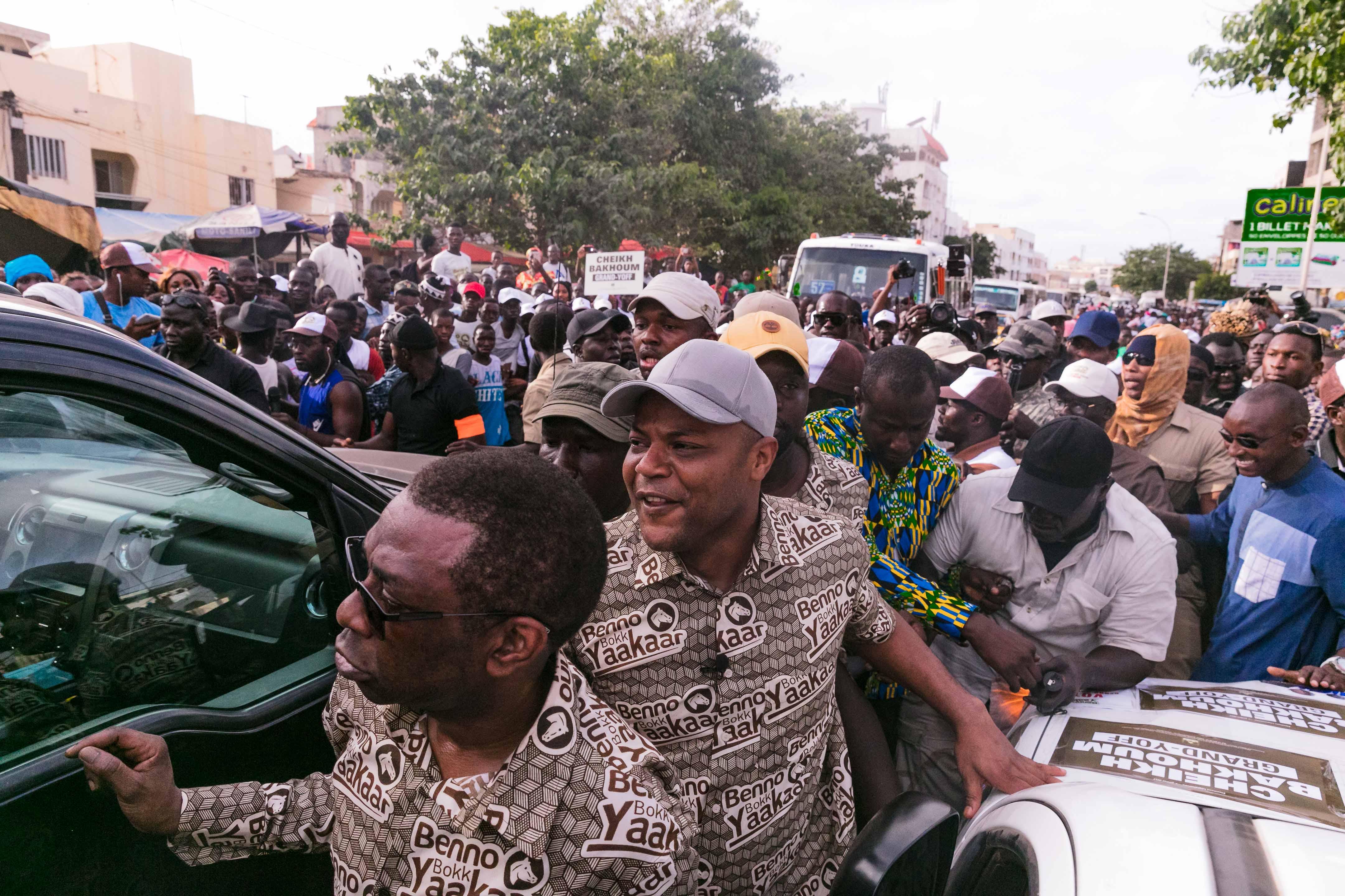 Suite aux violences à Grand-Yoff : Cheikh Bakhoum va porter plainte contre « Manko Taxawu Senegaal »
