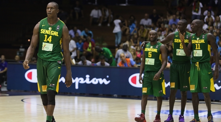 Le Sénégal coorganisateur de l'Afrobasket 2017 : la confirmation par le tirage au sort