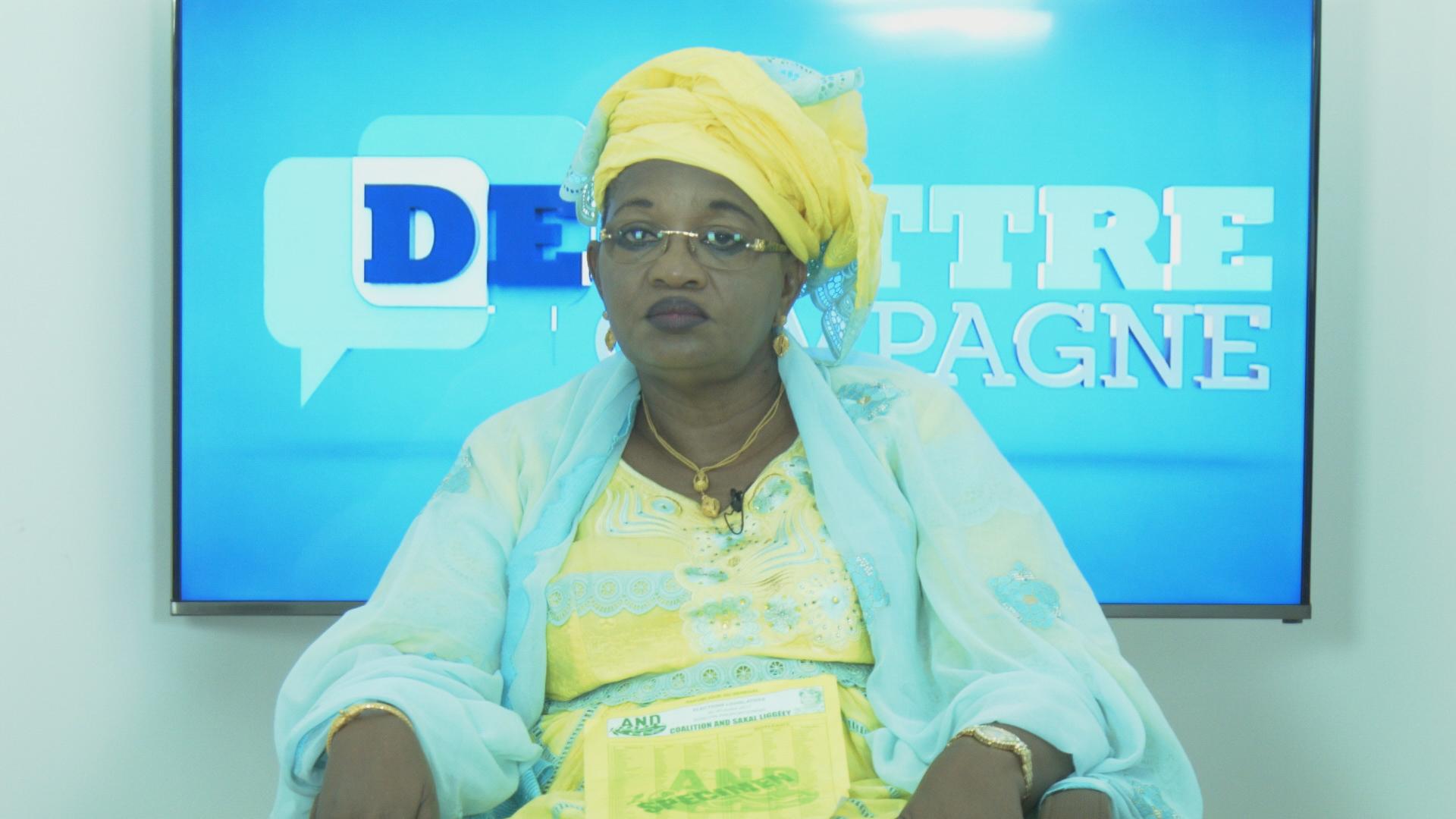 """Aïda Mbodj (And) : """"Je me suis démarquée de Mankoo, mais je demeure une responsable libérale"""""""