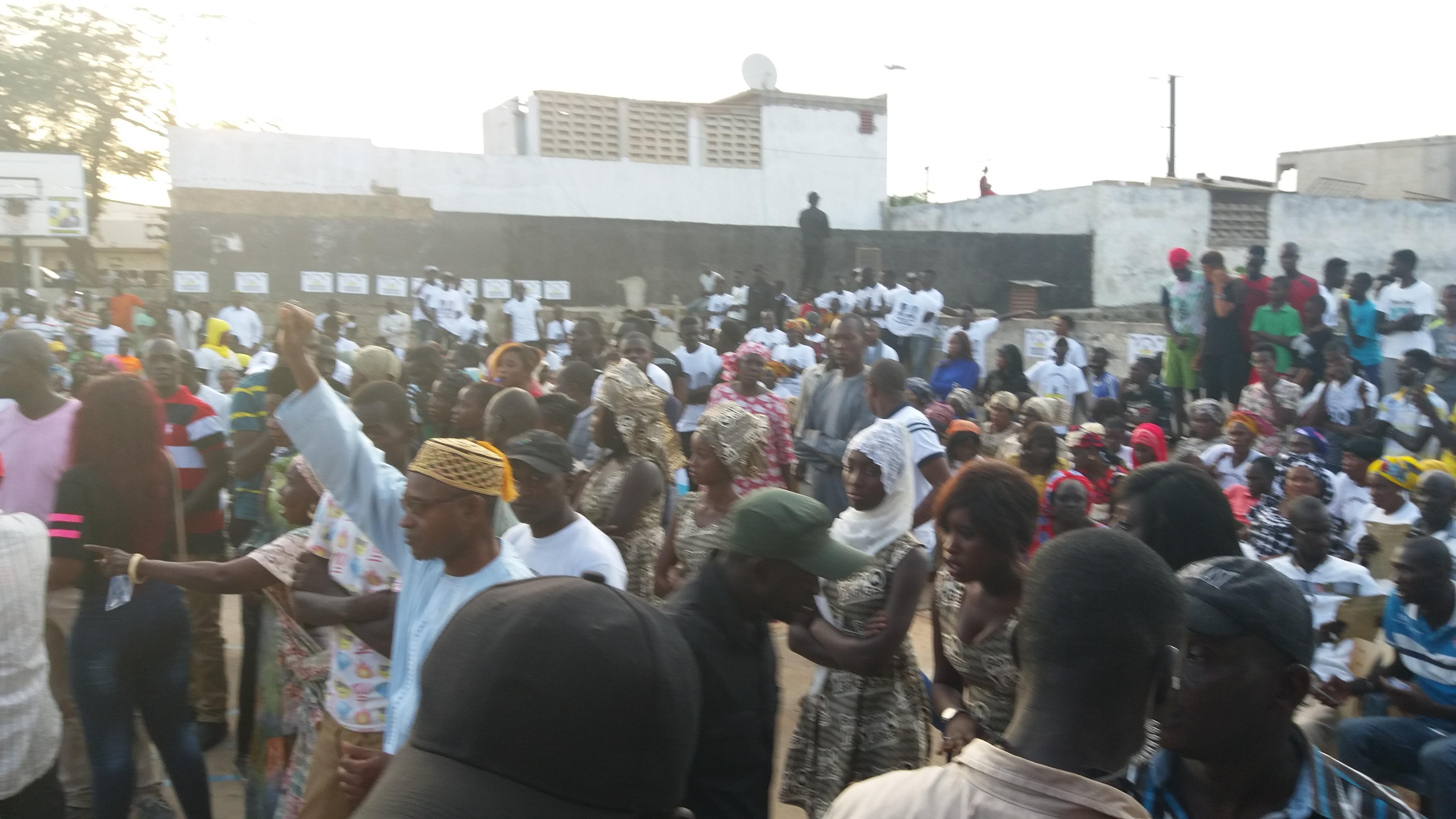 En vue d'une victoire des 4 « C » : Sangalkam roule désormais pour le maire de Bambilor, Ndiagne Diop