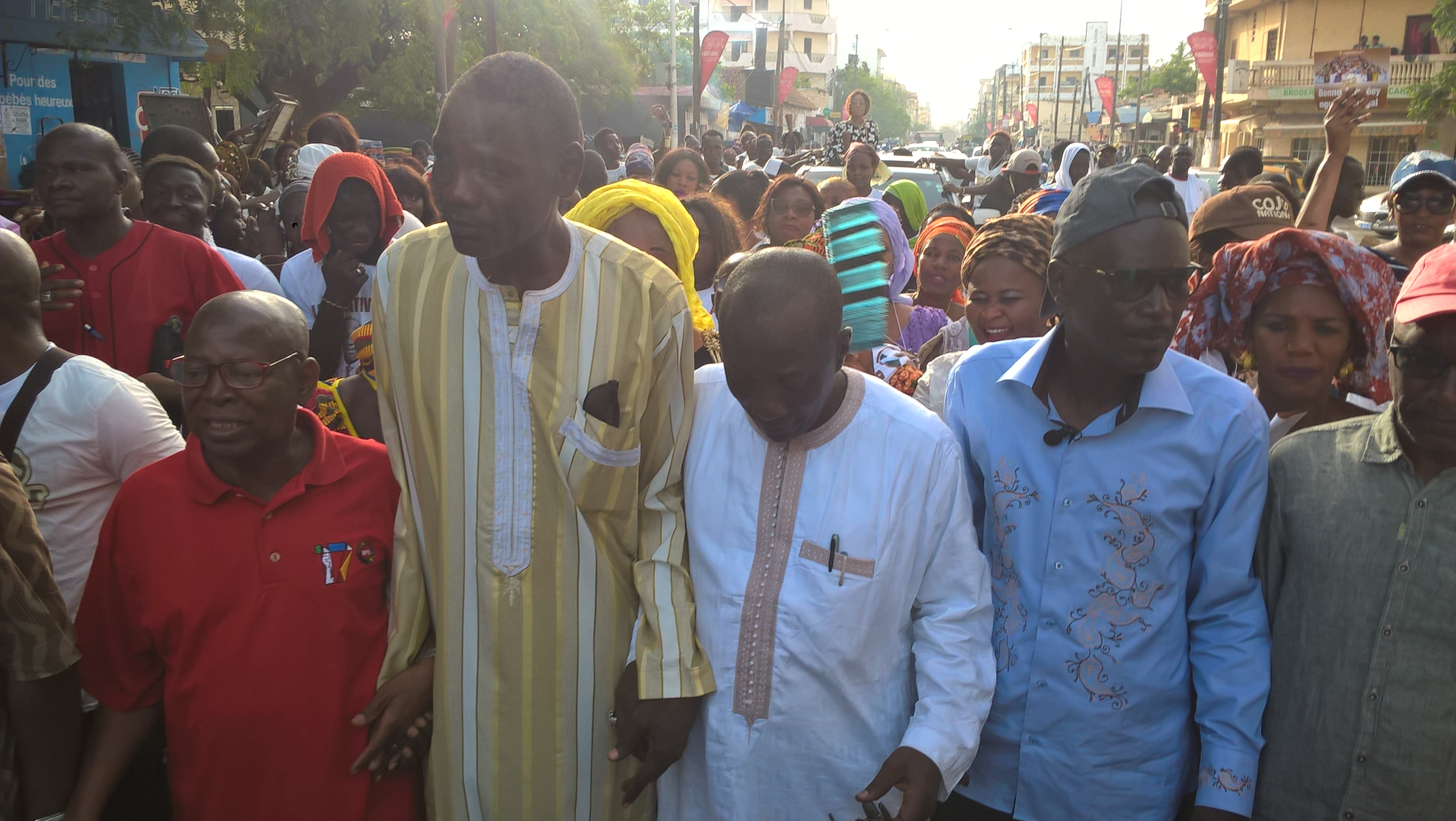 BBY Médina : Le soutien d'El Hadji Malick Sy Souris espéré