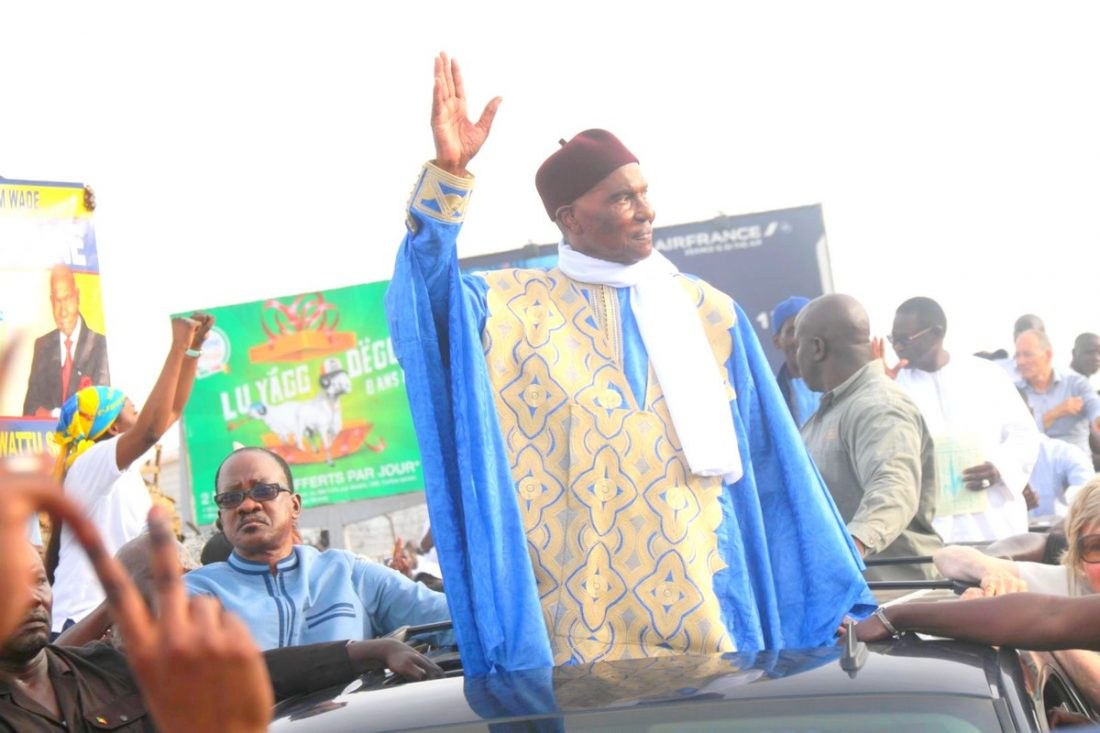 LÉGISLATIVES 2017 : Kébémer fait un triomphe à Me Abdoulaye Wade