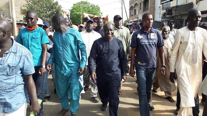LÉGISLATIVES : Idrissa Seck mobilise à Pout