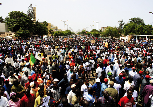 La campagne électorale à la « sénégalaise » a bien démarré !