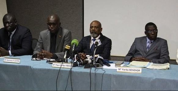 Mbolom Wade menacée d'implosion : Abdoulaye Guissé en colère contre Farba Senghor
