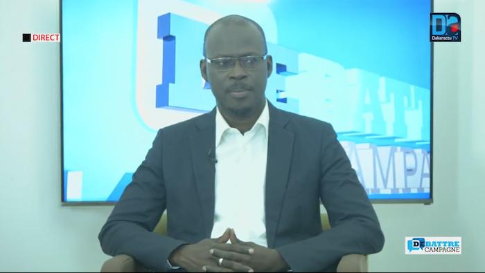 """""""C'est la police qui devait être à la tête de chaque convoi d'une tête de liste"""" (Cheikh Bamba Dieye)"""
