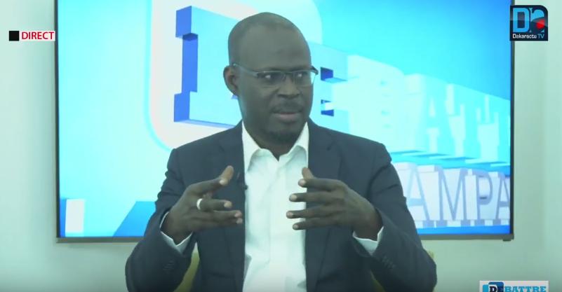 "Cheikh Bamba Dièye, leader de Fsd/BJ : ""Je n'ai pas besoin d'être avec Macky Sall pour servir mon pays"""