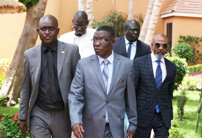 """Implosion de la coalition """"Mbolo Wade"""" : Le Directeur de campagne dément"""