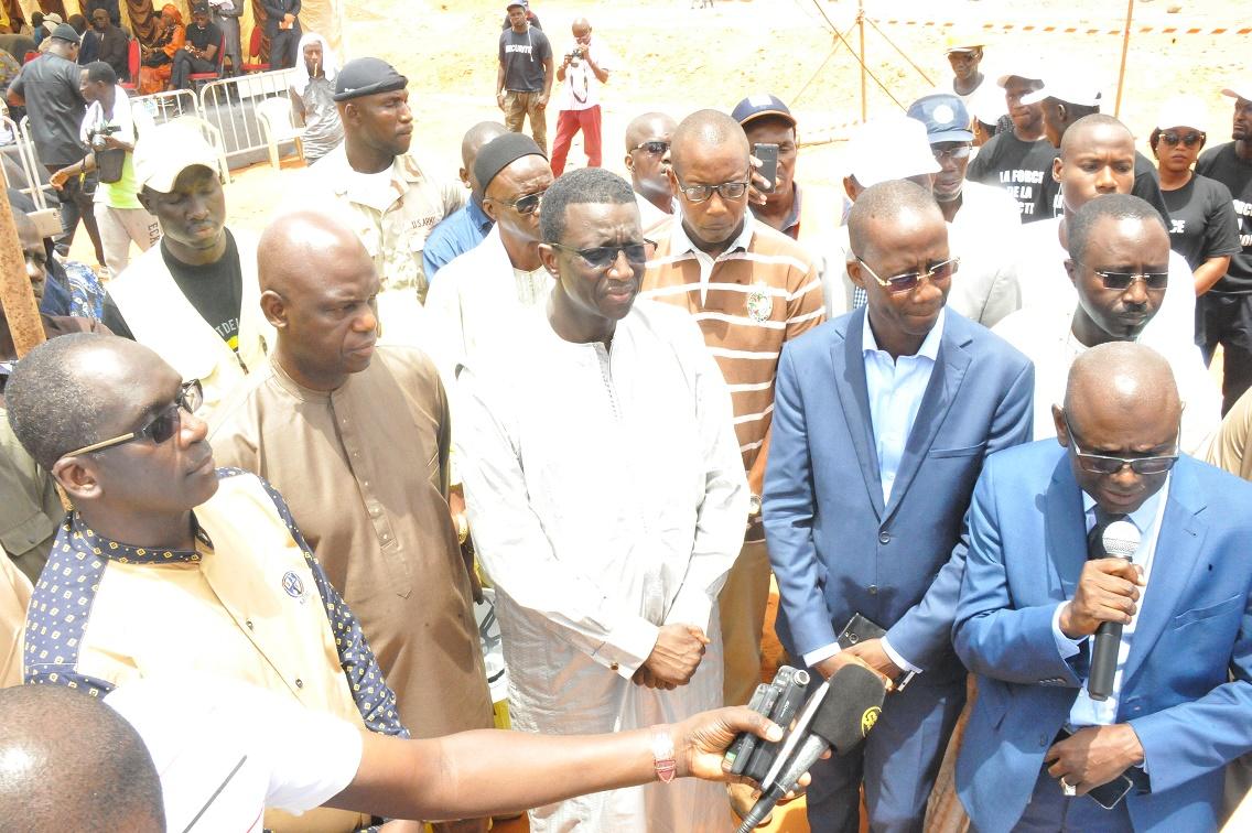 Banda Diop attaque Amadou Ba et Cie : « L'eau et l'électricité sont des besoins élémentaires, et je trouve indécent qu'on leur donne des allures électoralistes »