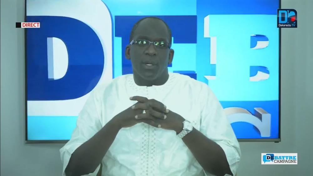 Bilan de la 12e Législature : Abdoulaye Diouf Sarr satisfait