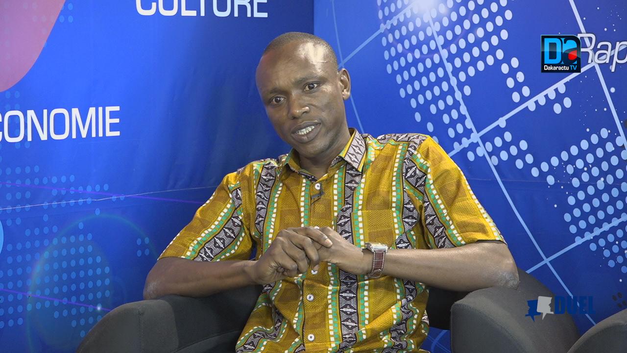 "El Hadj Malick Dème (Coalition Joyyanti) : "" Abdoul Mbaye, c'est la continuité du modèle Kéba Mbaye! """