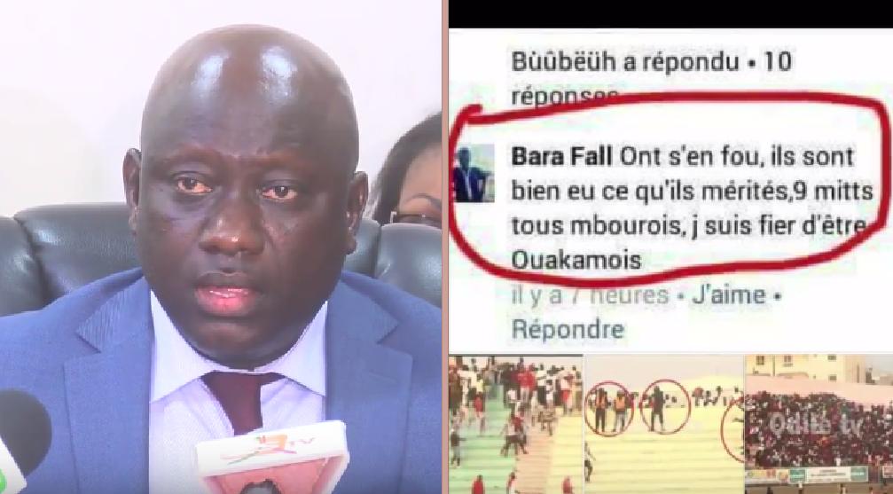Apologie du crime : Bara Fall tombe dans les filets de la Sûreté Urbaine