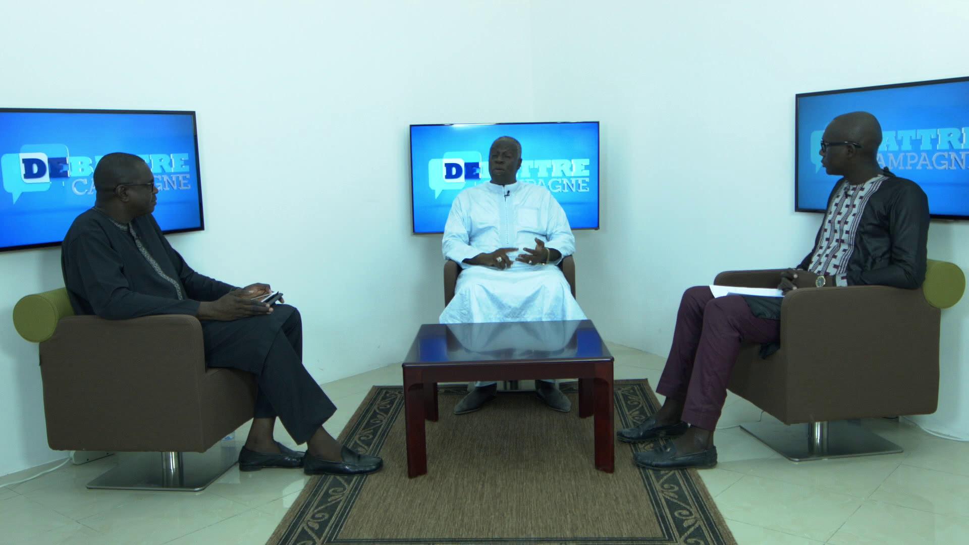 Demba Diop : « C'est feu Serigne Mansour Sy qui m'a surnommé Diop Sy »