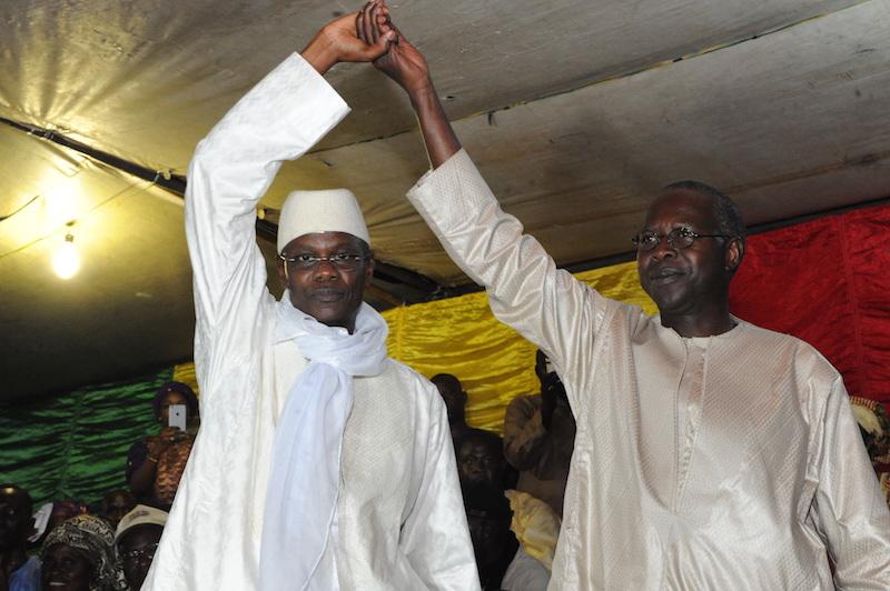 Le Premier ministre en campagne à Gossas, Diourbel, Bambey et Khombole