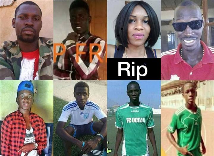 MBOUR : Journée de prières pour les victimes du drame de Demba Diop