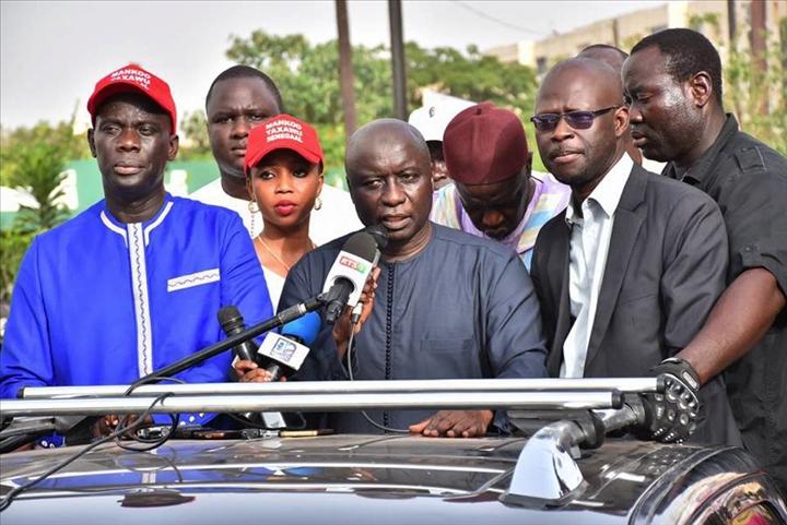 """LÉGISLATIVES : Manko Taxawu Sénégal veut """"des députés défenseurs des ressources pétrolières et gazières"""""""