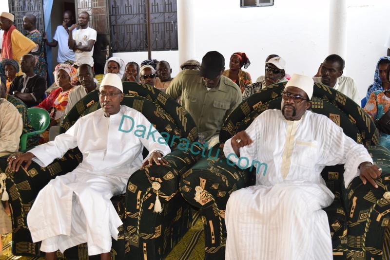 Mamour Diallo continue la sensibilisation pour le retrait des cartes (Images)