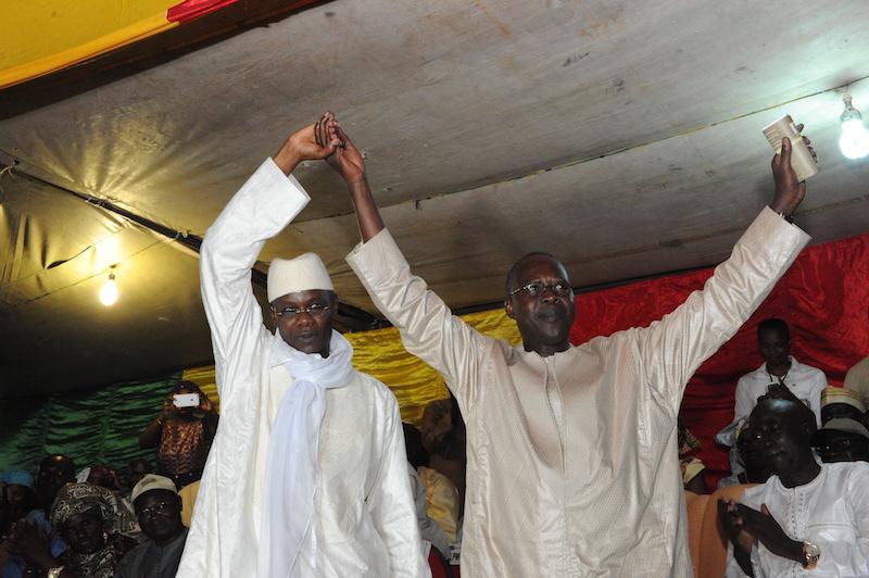 DIVISION AU SEIN DE BBY - Bambey offre à Boun Abdallah Dionne un exemple d'union