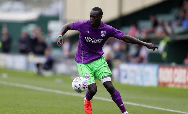 Bristol City : Famara Diédhiou ouvre son compteur but