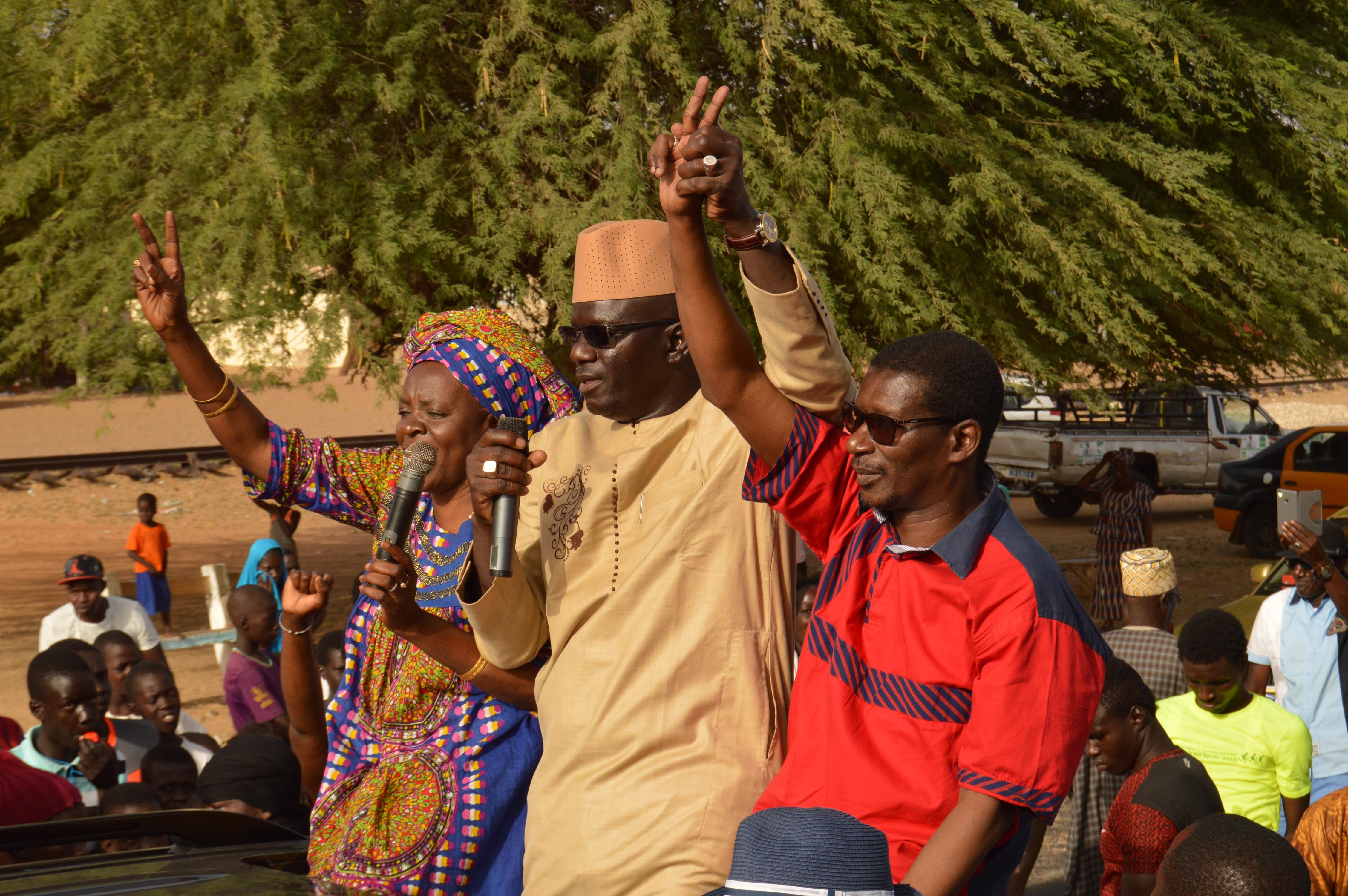 Législatives 2017 : Mary Teuw Niane et le BBY enterrent l'opposition à Fass Ngom (Saint-Louis)