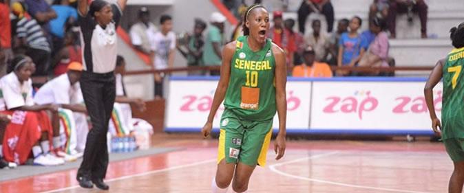 Afrobasket 2017 / Préparation en France : Astou Traoré a rejoint le groupe