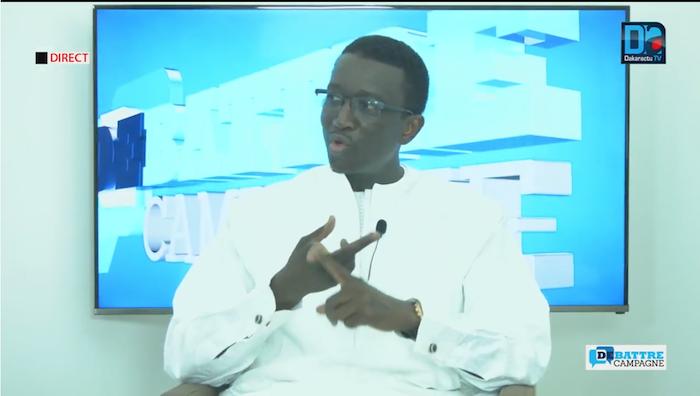 """Amadou Ba : """" Les cartes sont disponibles, il faut aller les chercher ! """""""