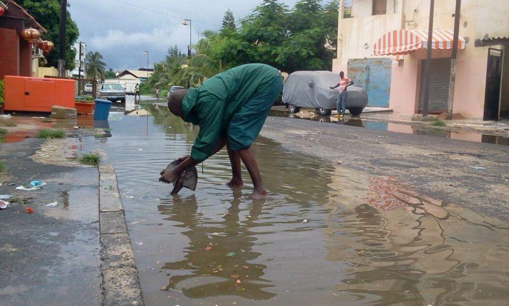 Canalisation d'évacuation des eaux usées : Khar Yalla vit l'enfer