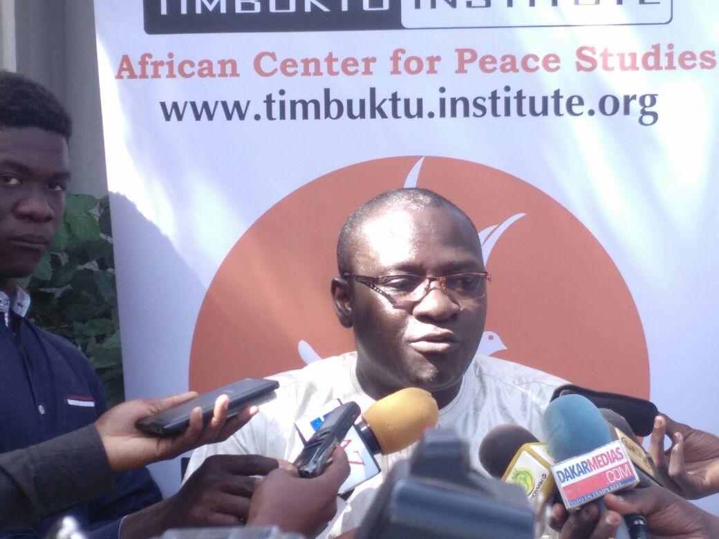 """Etude Timbuktu Institute sur """"Religion et religieux dans les élections législatives au Sénégal"""""""