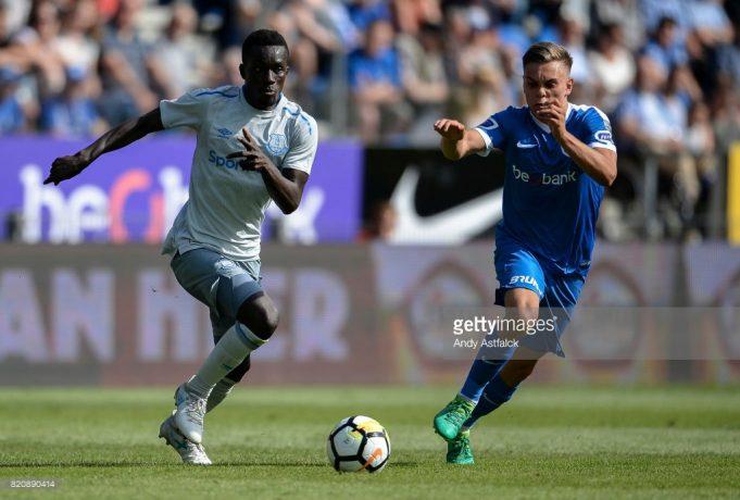 Europa League : Idrissa Guèye et Everton font le nécessaire