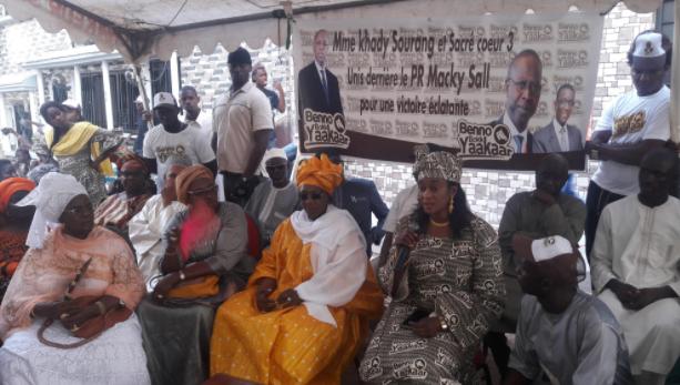 CAMPAGNE ÉLECTORALE - Aminata Tall sillonne Dakar et sa banlieue, désagrège l'opposition et parie sur une large victoire de Bby