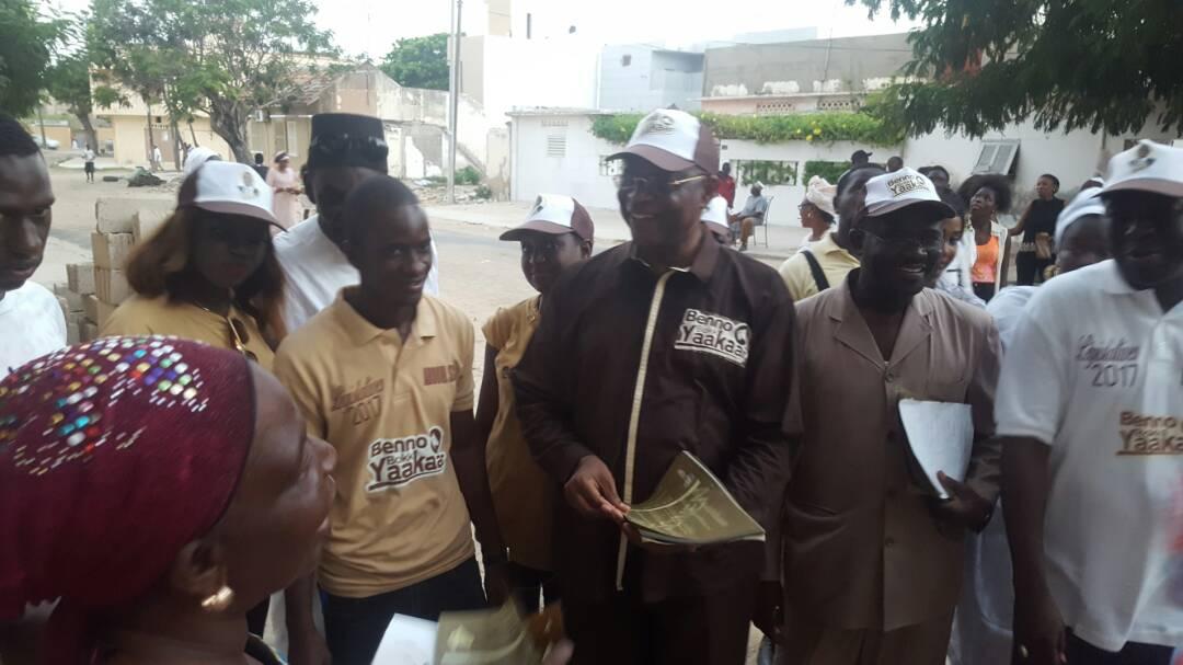 Adhésion au PSE : Biscuiterie acquis à la cause de Abdou Aziz Tall