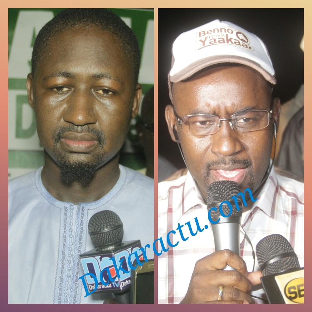 MBACKÉ - Comment les coalitions ont clôturé leur campagne électorale ?
