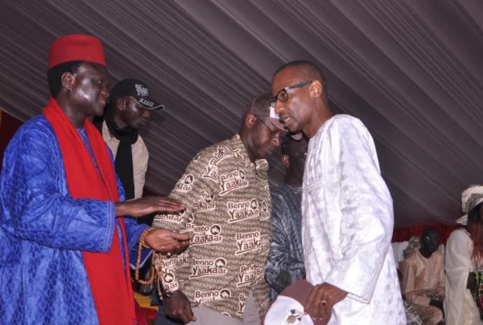 Meeting Benno Bokk Yakaar avec le PM à Guédiawaye