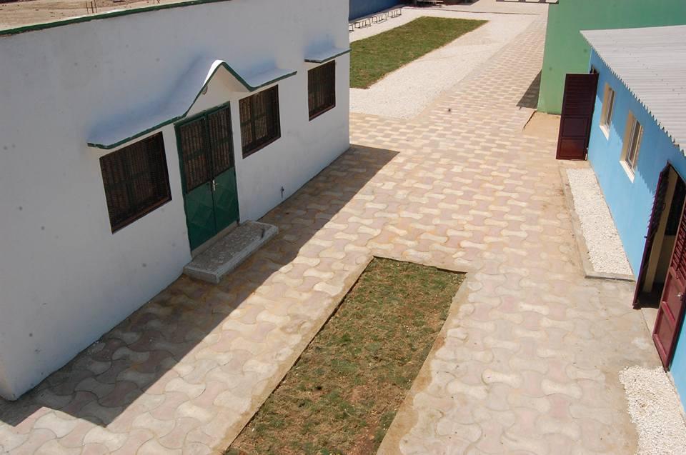 Comment El Malick Seck a rénové son ancienne école primaire (Photos)