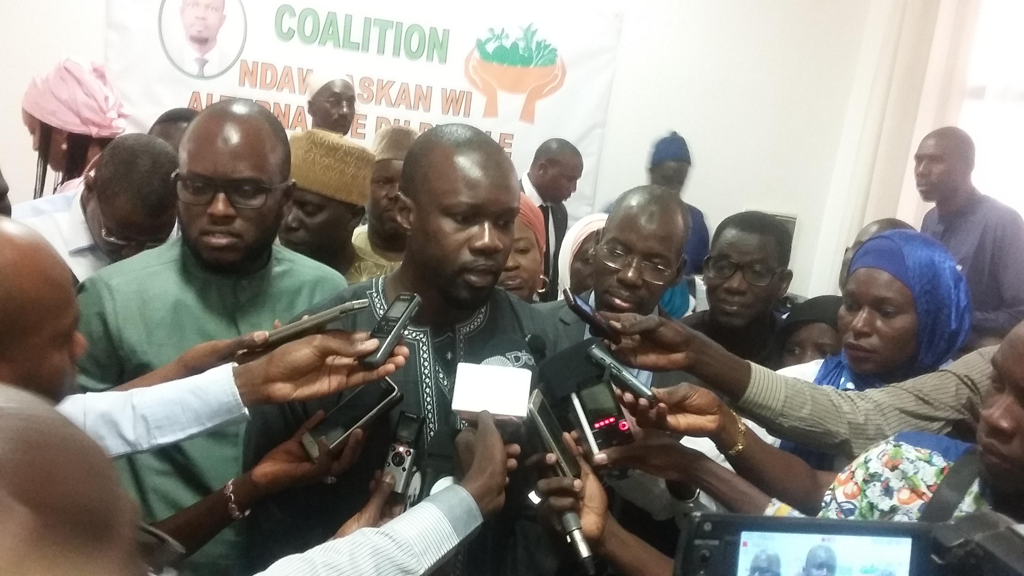 ZIGUINCHOR : Ousmane Sonko déplore « la désorganisation organisée » du scrutin