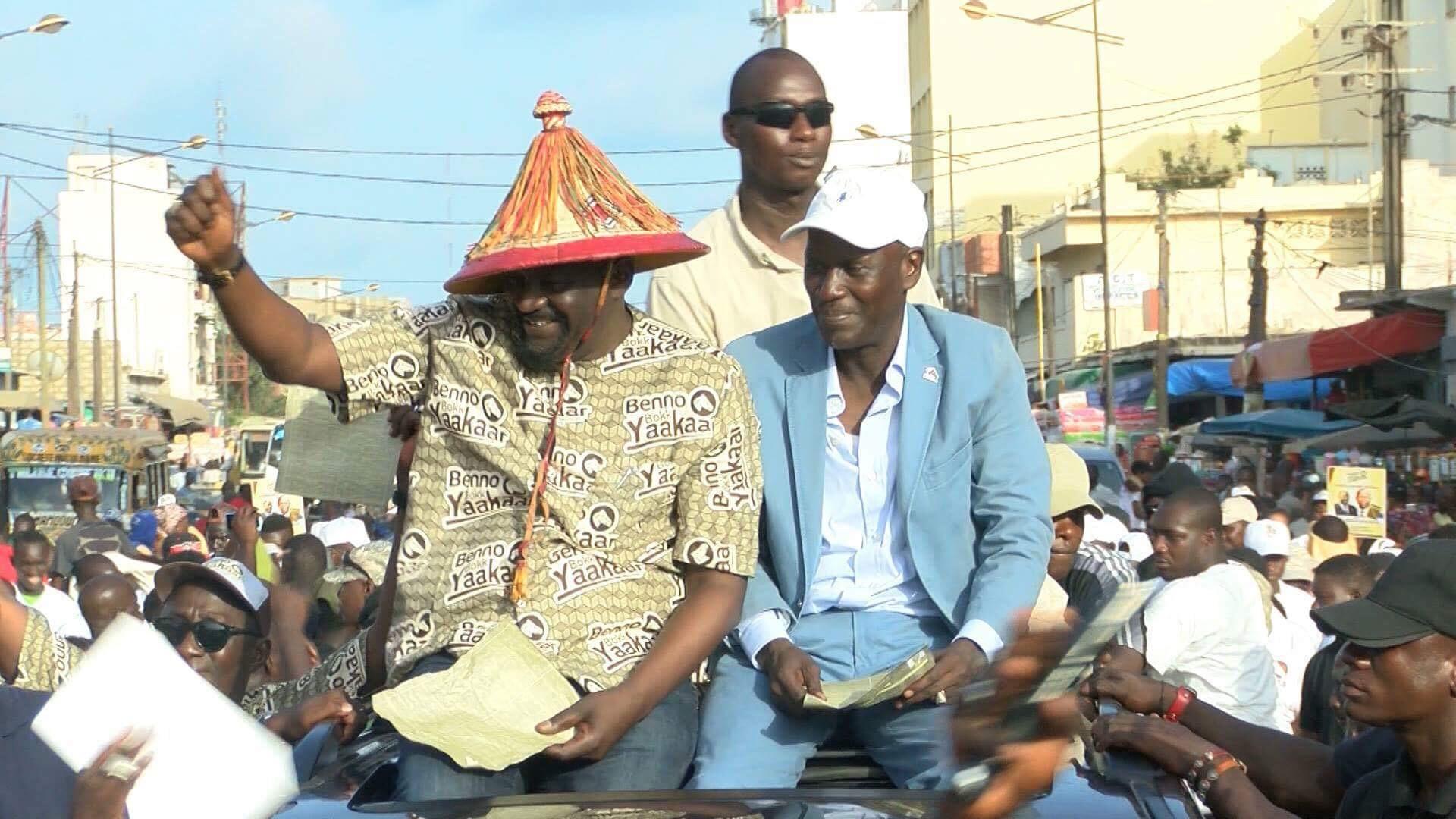 MÉDINA : Seydou Guèye, Maïmouna Ndoye Seck et Pape Abdoulaye Seck battus dans leurs bureaux de vote