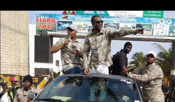 SICAP KARACK : Youssou Ndour battu dans son bureau et son centre de vote