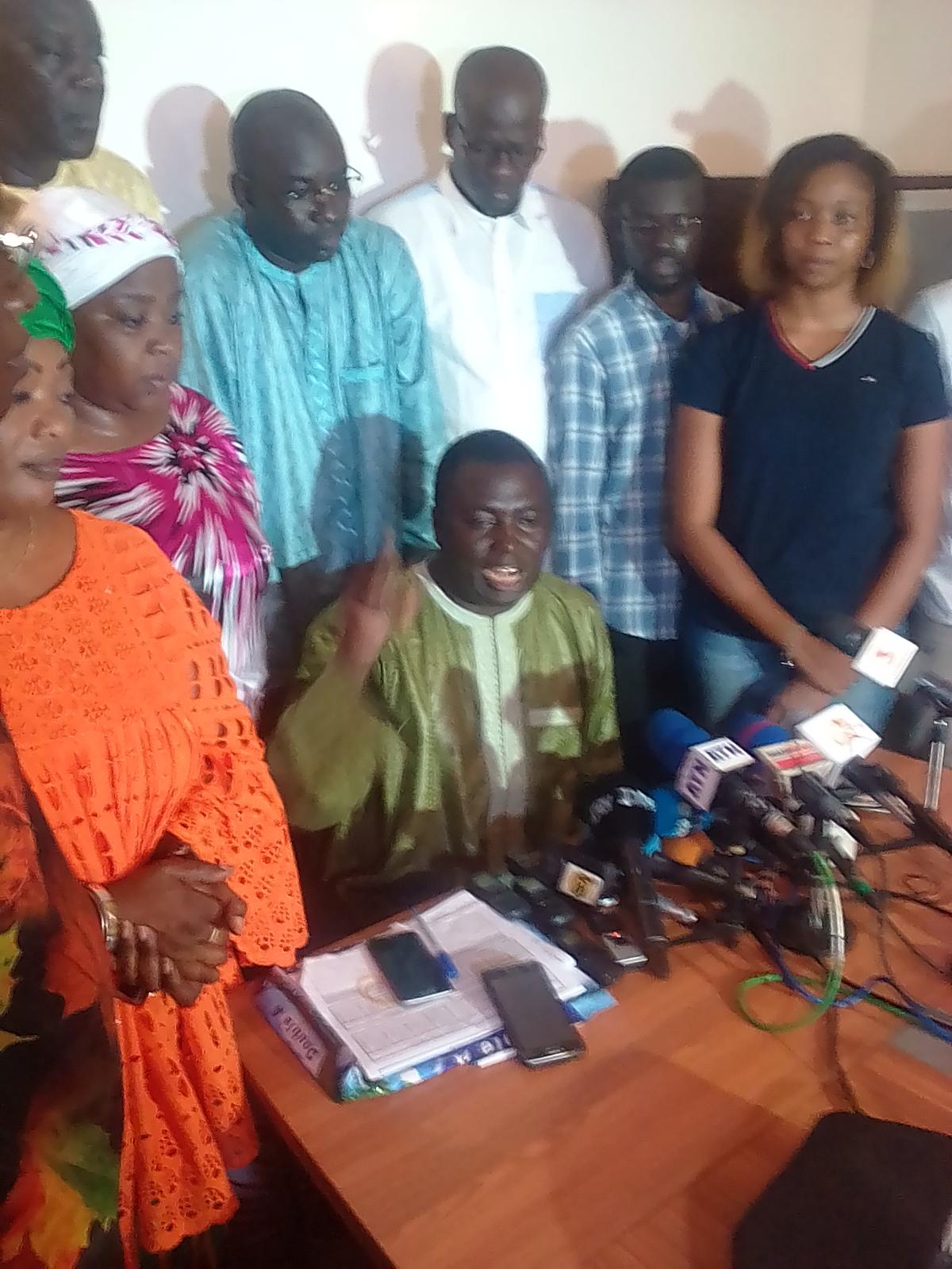 """Résultats des urnes / Mankoo prévient Bby : """" Nous n'accepterons pas la confiscation de notre victoire à Dakar """""""