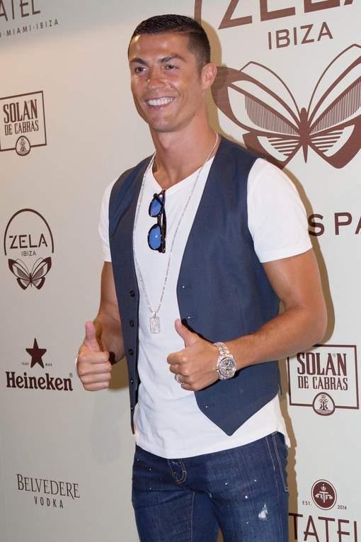 Cristiano Ronaldo risque 15 ans de prison
