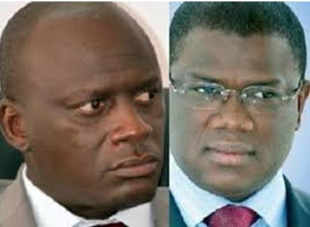 Abdoulaye Baldé félicite le Ministre Benoit Sambou