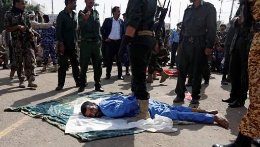 Un Yéménite exécuté sur une place publique