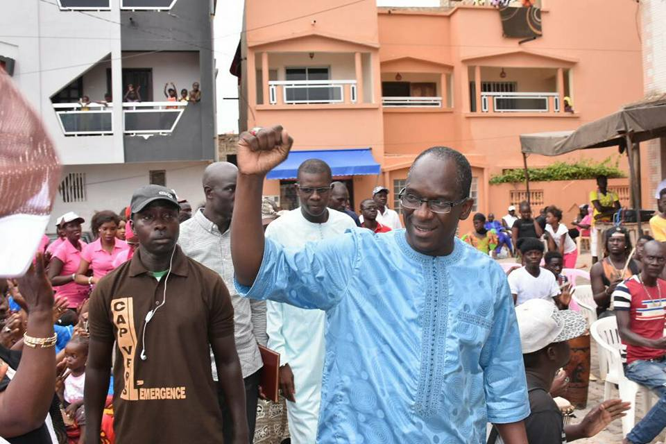 Diouf Sarr Tireur de liste ou Tireur d'élite (Par Mamadou Moustapha Ndiaye )