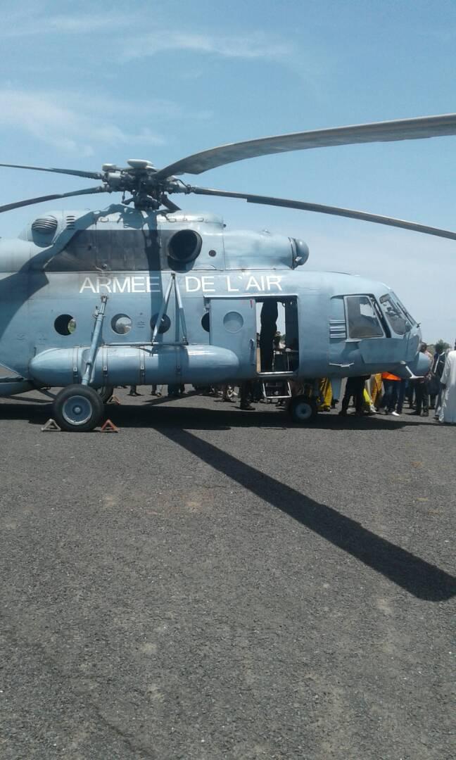 KAOLACK - Le Président Macky Sall affrète un hélicoptère pour ramener à Sédhiou les victimes de l'accident de Ngathie Nawdé