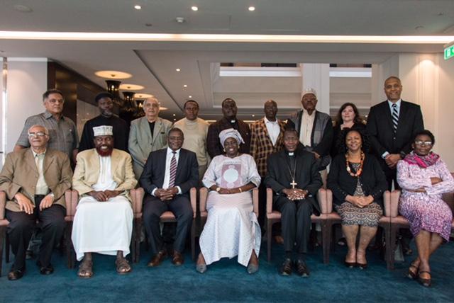 Mimi Touré et les principaux chefs religieux du Kenya invitent les deux principaux candidats à l'élection à préserver la paix, valeur suprême de toutes les religions